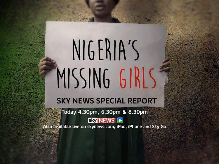Nigeria's Missing Girls