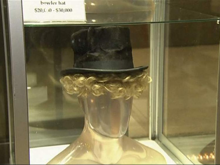 Harpo Marx bowler hat