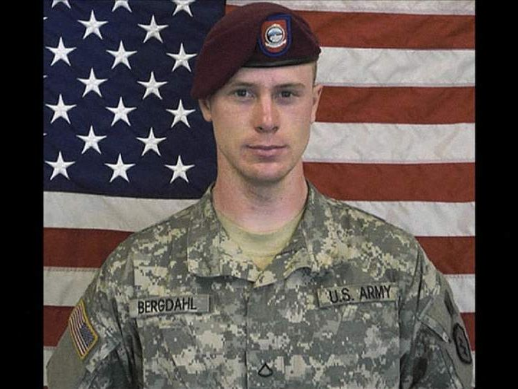 Sergeant Bowe Bergdahl freed by Taliban