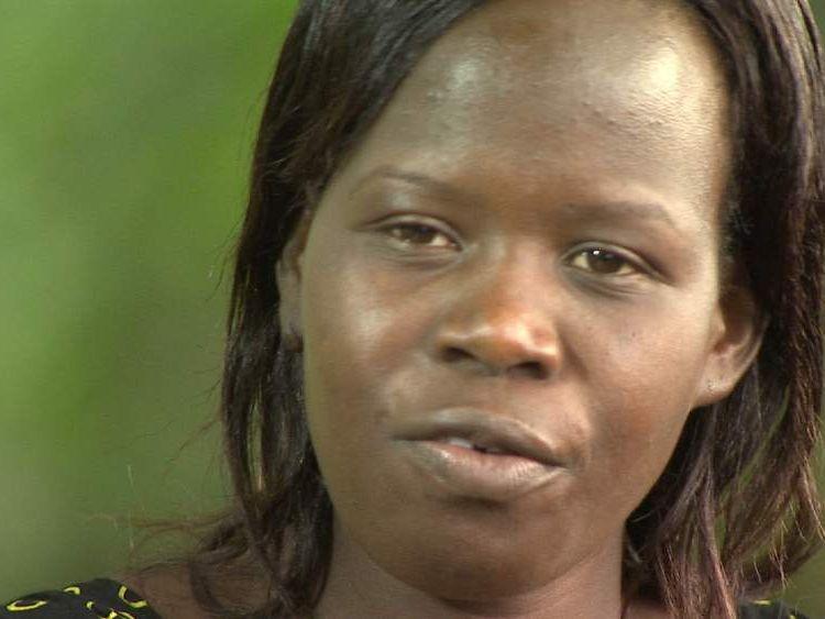 Rape Summit Poline Akello Uganda