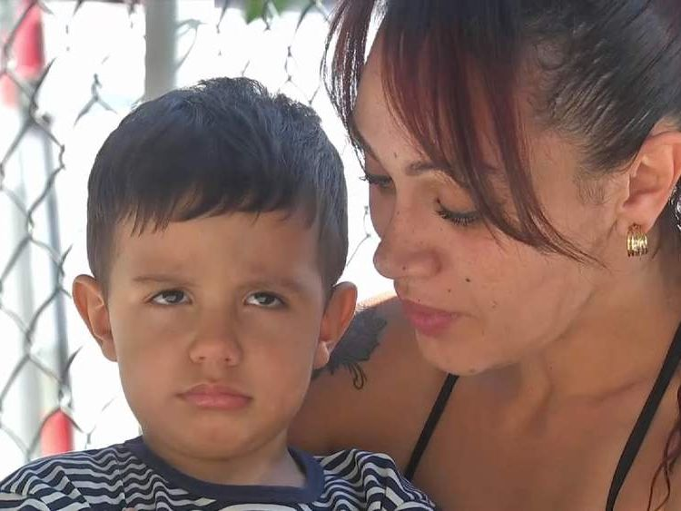 brazil crack cocaine sao paulo  former addict Desiree