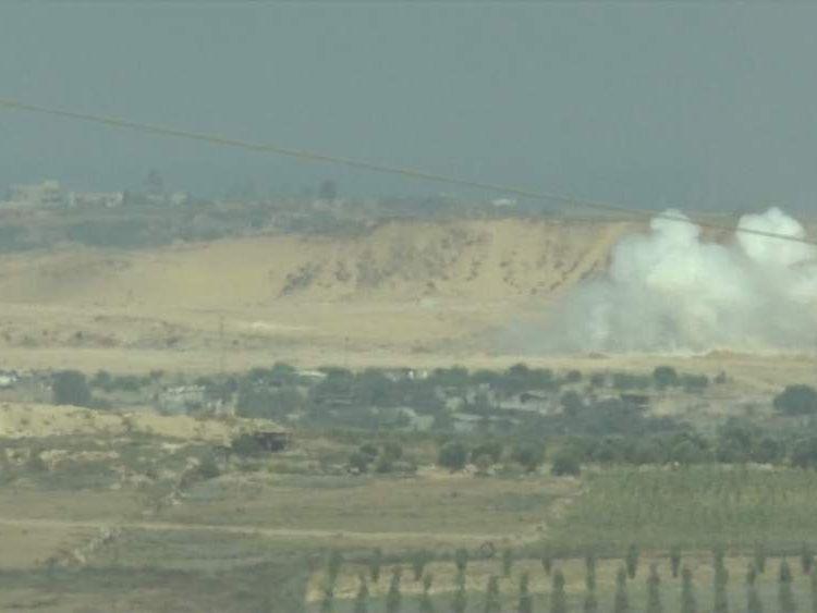 Gaza -Israel Border