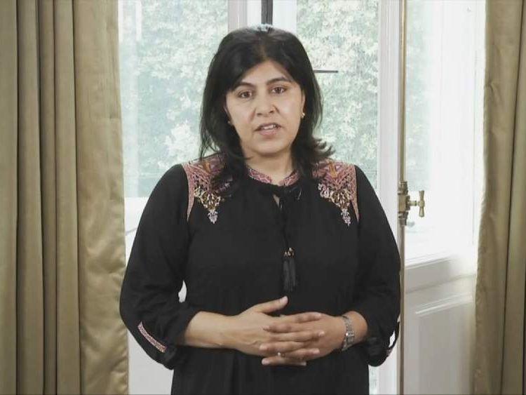 Baroness Warsi Gaza Eid message