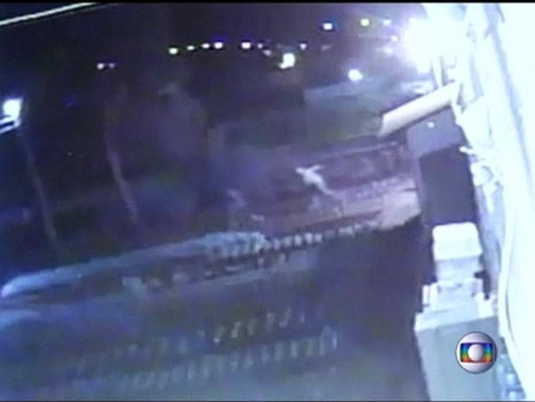 CCTV of prisoners