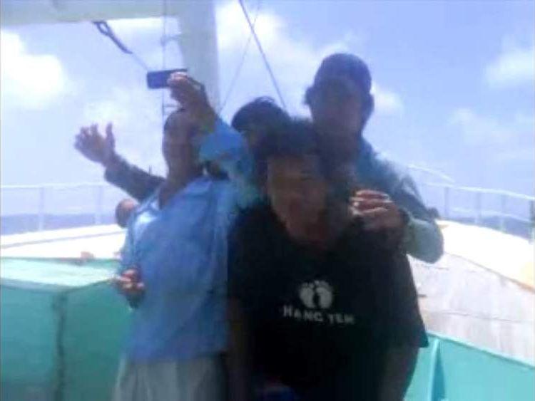 Fijian fishermen gunned down in water killers congratulate themselves