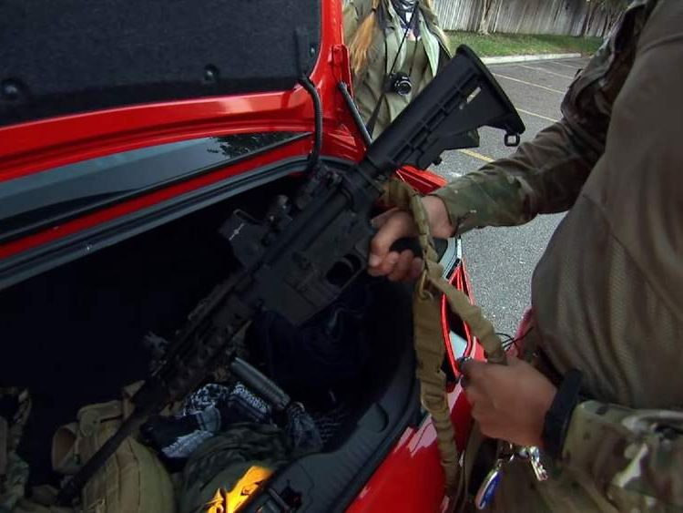 US Border Patrol Warns Militias