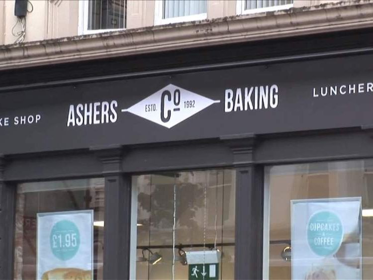 Ashers Baking Company which refused to make cake with gay rights slogan