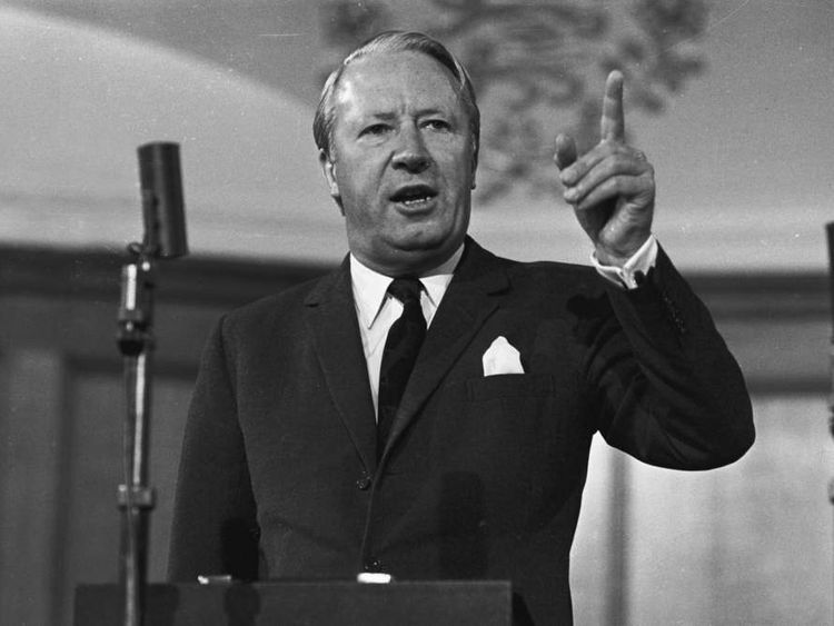 After years of isolation, in 1972 Edward Heath's government established diplomatic relations with China. He went on to visit the country 26 times in 27 years