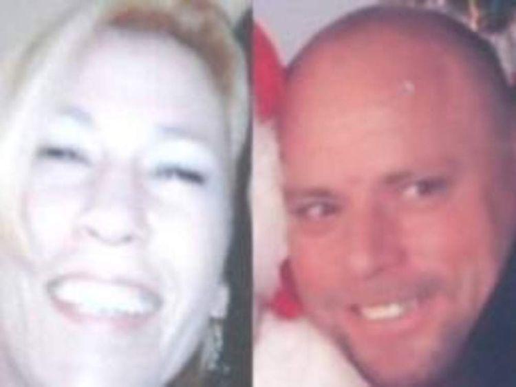 US couple missing in Sierra Nevada