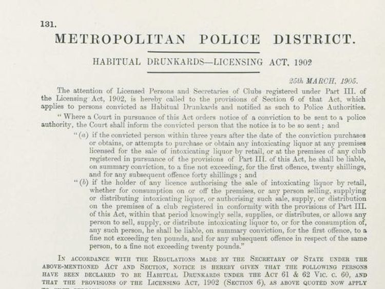Criminal records from 1770 are going online
