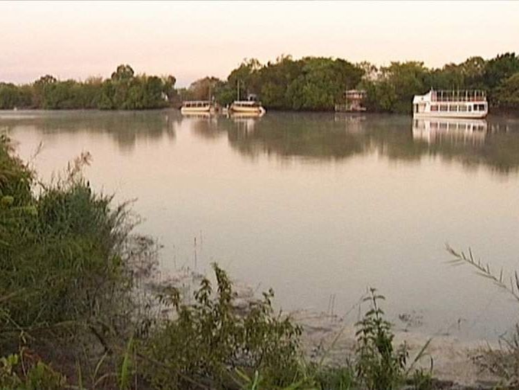 Adelaide River where crocodile named Michael Jackson killed fisherman