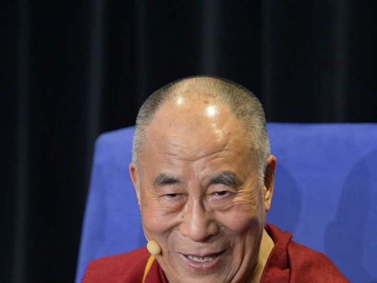 The Dalai Lama in Sydney