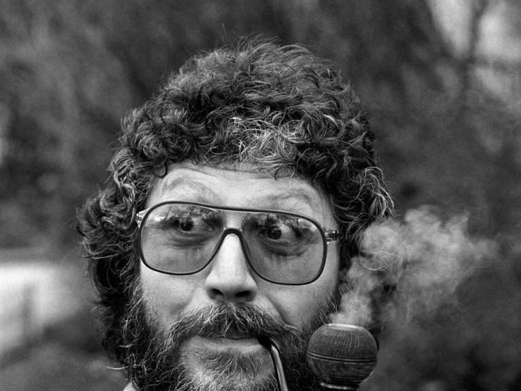 Dave Lee Travis, photographed in 1982