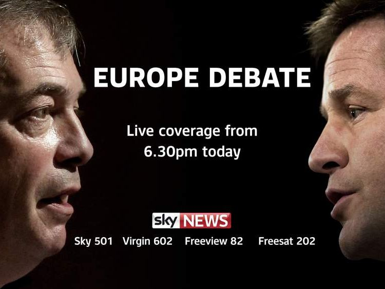 Europe Debate