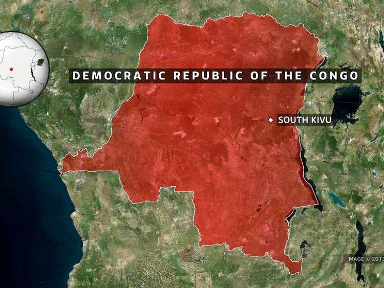 DRC massacre