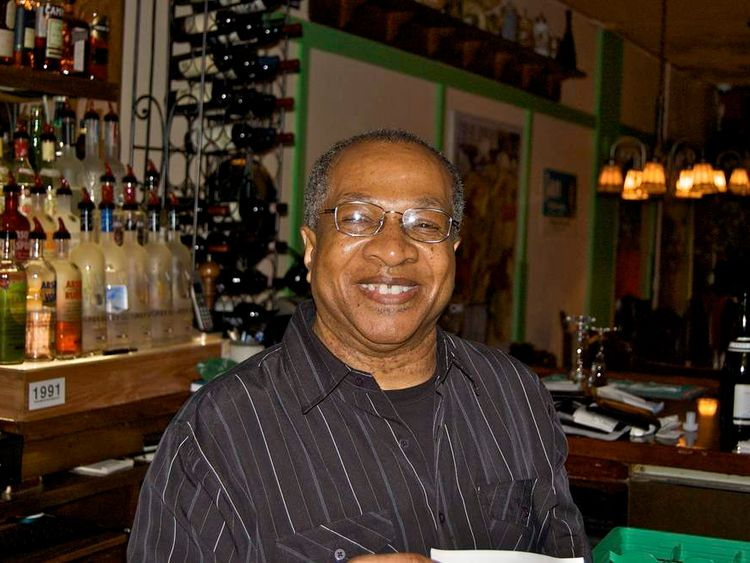 Julius Lamar, owner of St Andrew's Inn