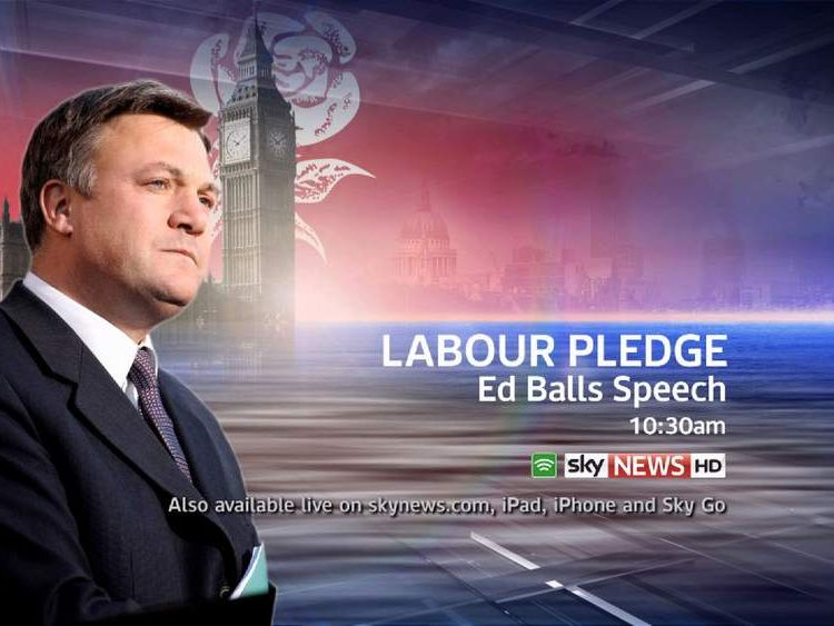 Ed Balls on Sky