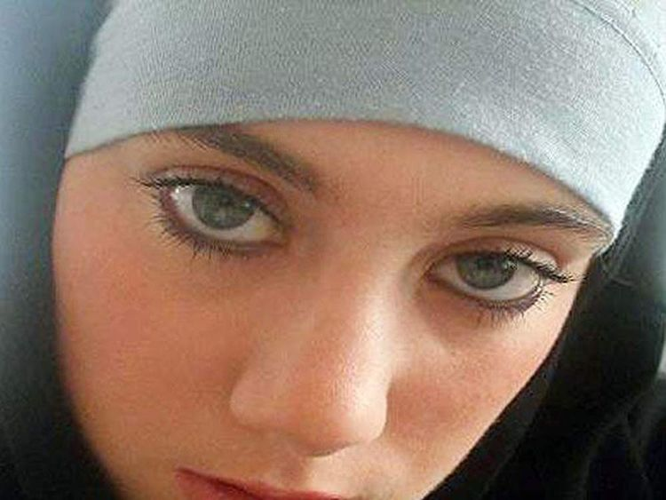 "Samantha Lewthwaite, female British terror suspect nicknamed the ""White Widow"" - 2013"