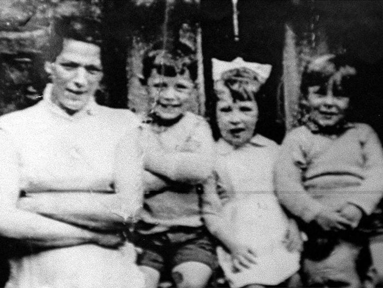 Jean McConville, who was abducted and murdered by the IRA in Northern Ireland.