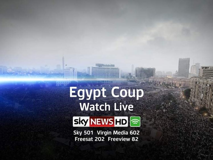 Egypt: military coup, watch live