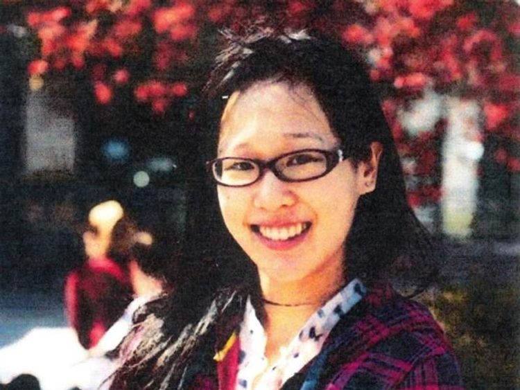 LAPD handout photo of missing Elisa Lam