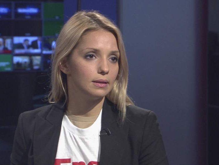 Eugenia Tymoshenko