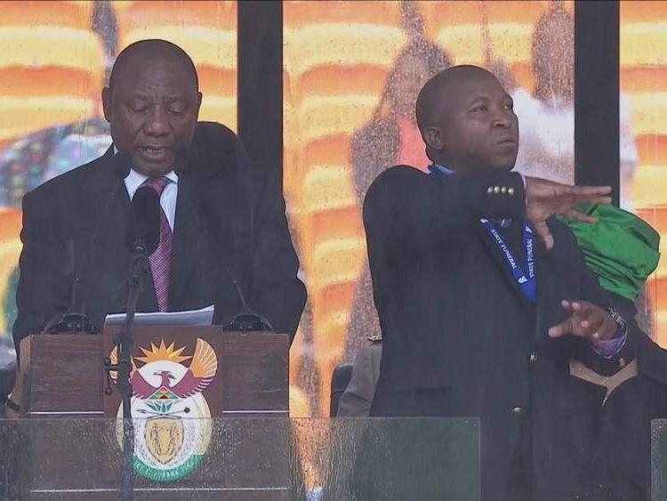 Mandela speech