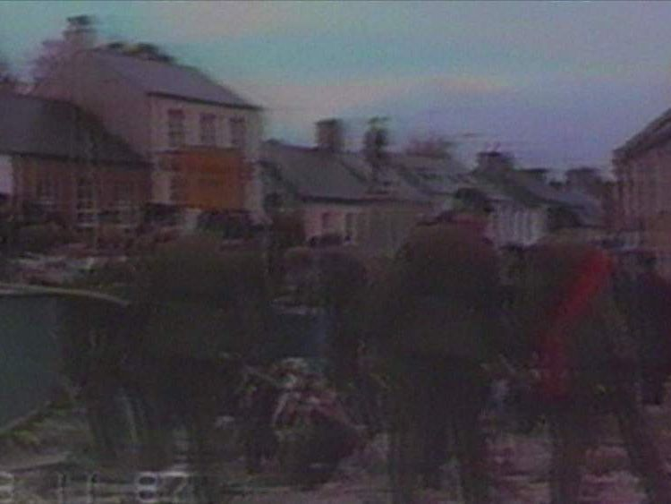 Enniskillen bombing aftermath