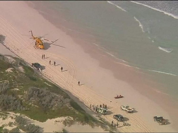 Search for surfer missing off Western Australia's coast