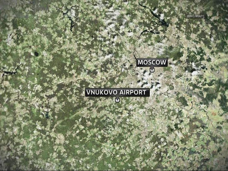 Russia Air Crash