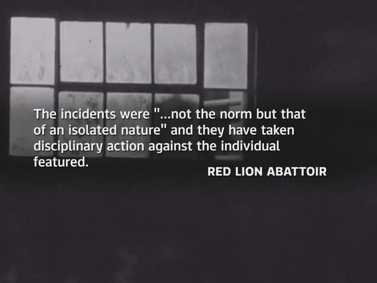 Red Lion Abattoir