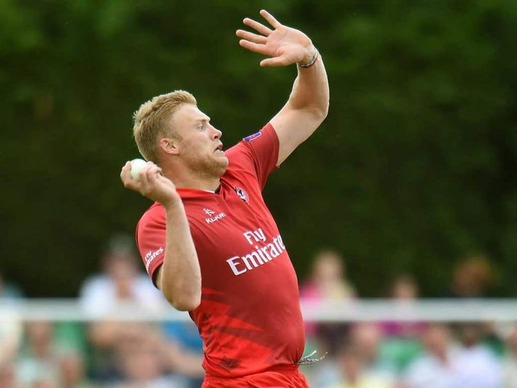 Andrew Flintoff returns for Lancashire