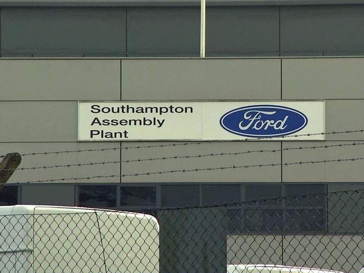 251012 new BIZ Ford Southampton Plant
