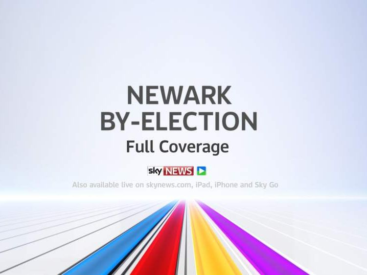 Newark By-Election Promo