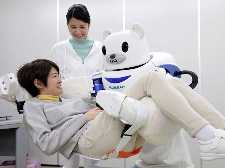 Japan's 'Robear'