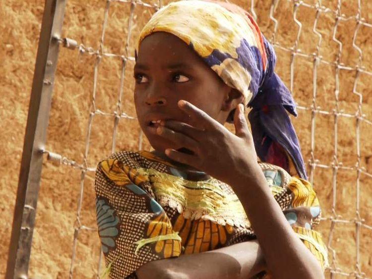 Child in Ethiopia