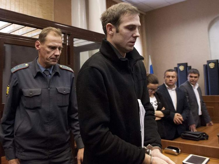Kieron Bryan Bail Hearing in Murmansk Court