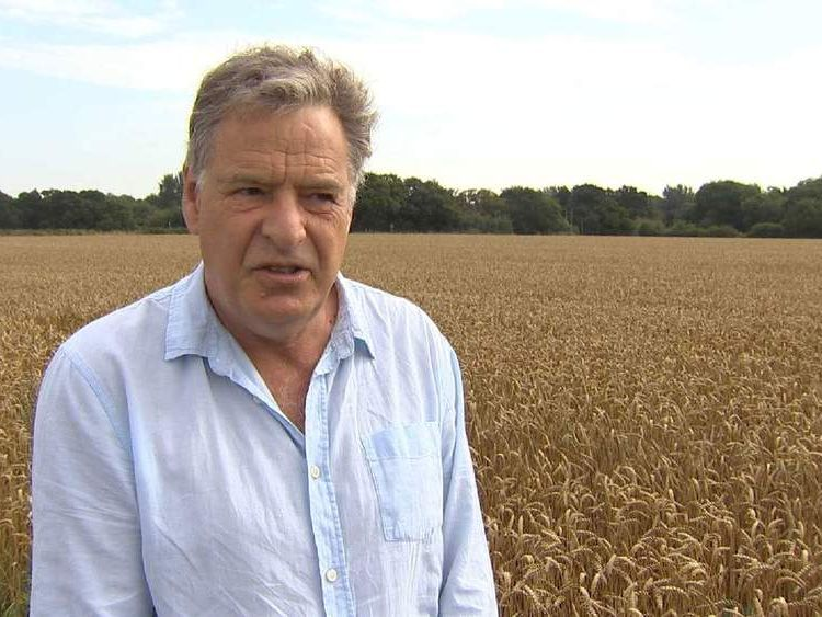 David Hook from the Campaign to Protect Rural England