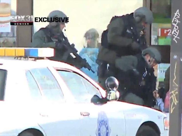 Denver hostage situation