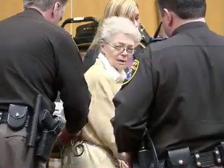 Killer Granny Sandra Layne