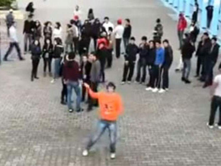 Harlem Shake in Tunisia