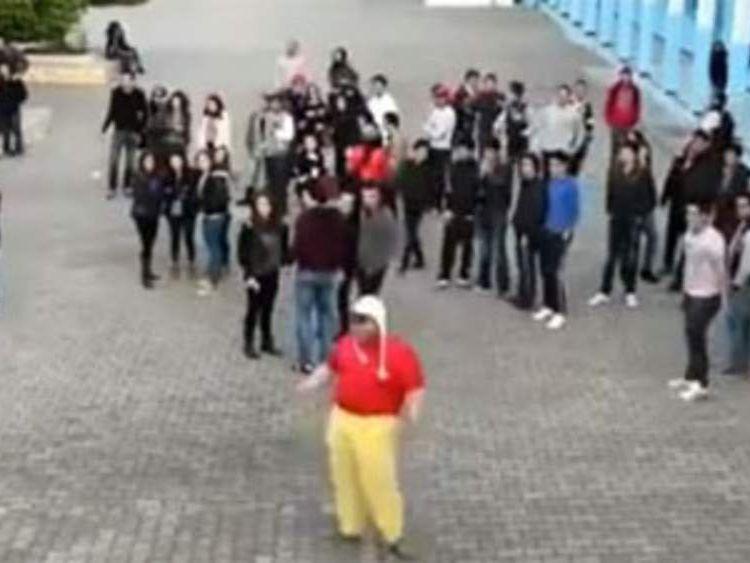 Harlem Shake in Tunisia 2