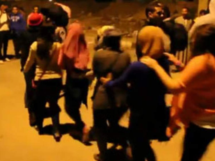 harlem shake in Egypt