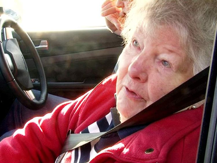Widow Helen Swinstead