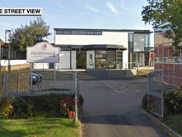 Hertswood Academy, Borehamwood
