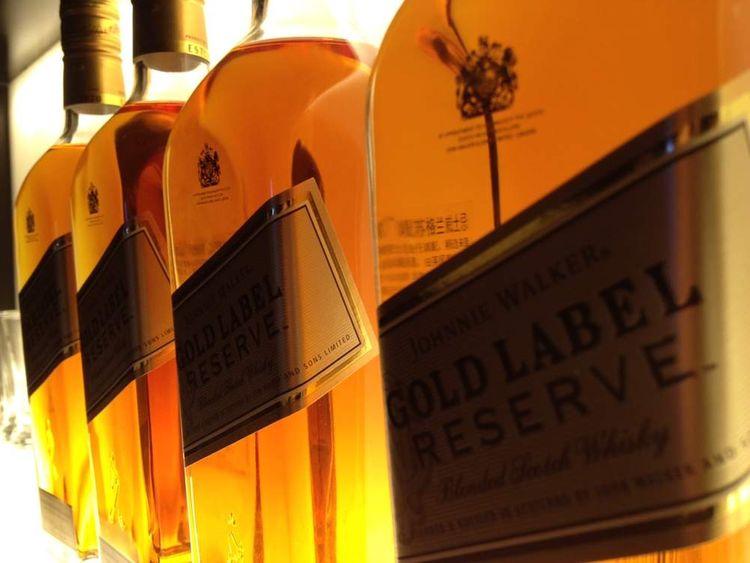 Scottish whisky makes up 40% of international spirit imports into China.