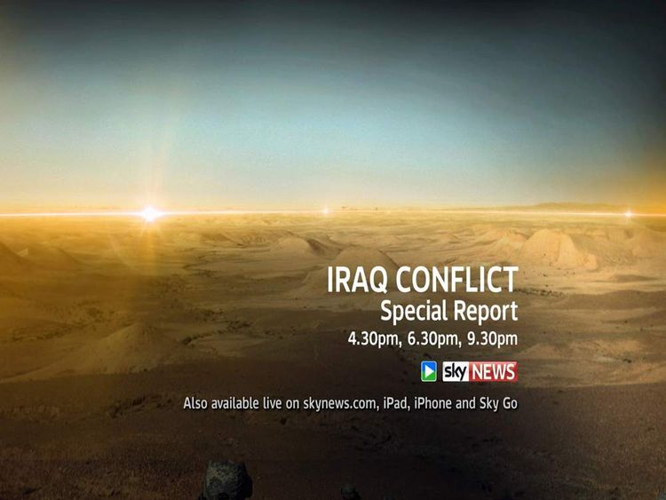 IRAQ CONFLICT SPECIAL REPORT
