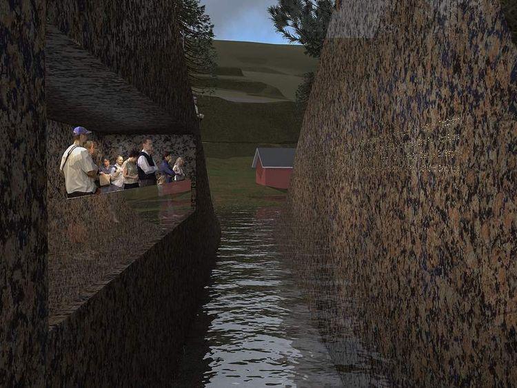 Utoya Memorial