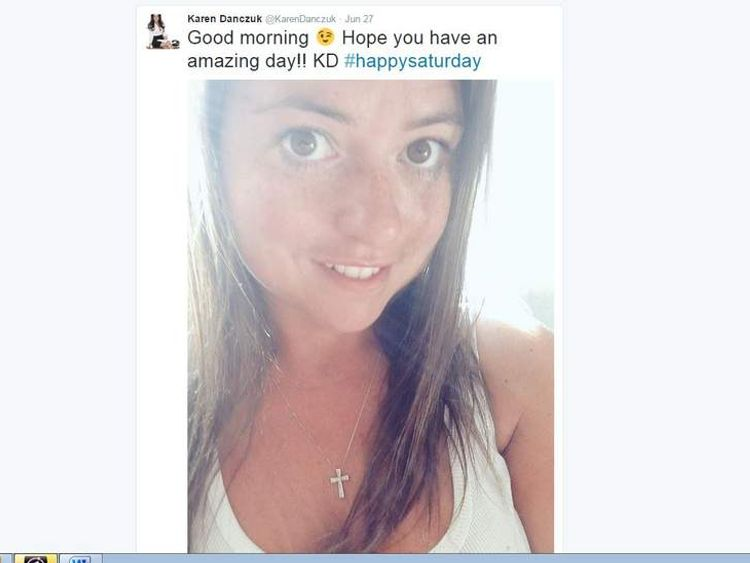 Karen Danczuk tweet