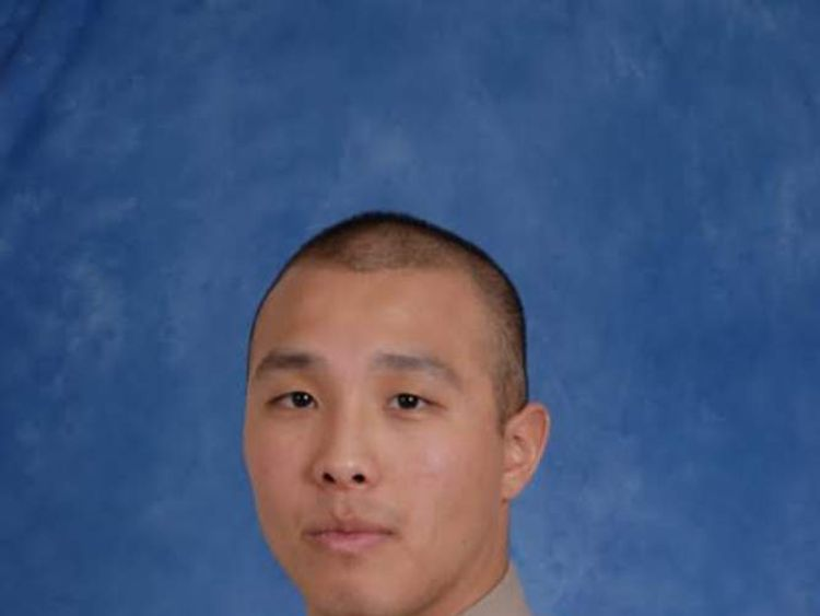 Maryland State Police Trooper Joshua Kim